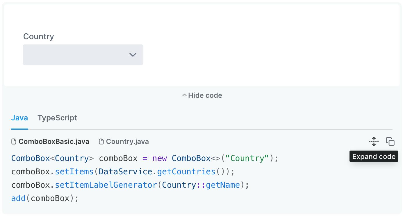 docs-code-example